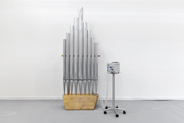 , 'Ad. lib. ,' 2016, Mazzoli