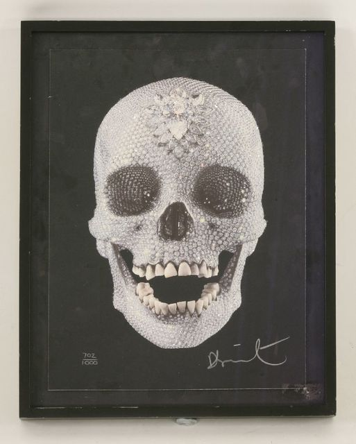 Damien Hirst, 'For the Love of God', 2009, Print, Screenprint in colours, Sworders