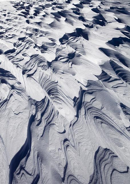 , 'Sastrugi V - S84°06 E055°01, Antarctica,' 2012, Bernheimer Fine Art