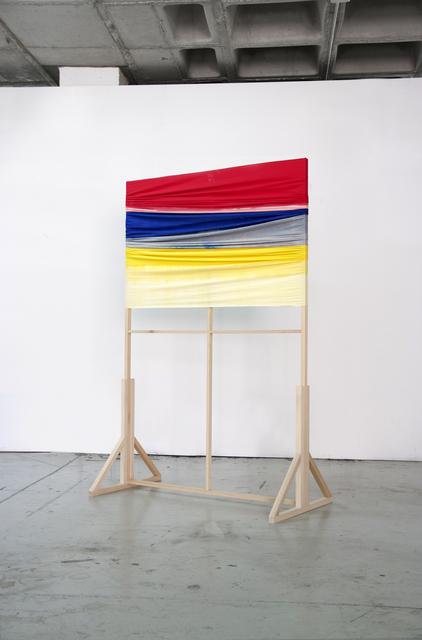 , 'Untitled,' 2015, Galería Bacelos