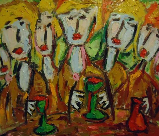 , 'Santa Ceia dos Reis,' , Inn Gallery