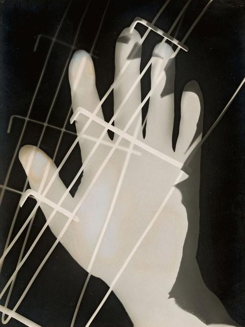 , 'Photogram,' 1926, Guggenheim Museum