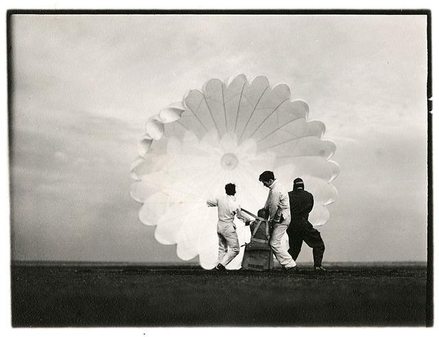 , 'Untitled #41 (Twenty Parachutes),' 1937, Wirtz Art