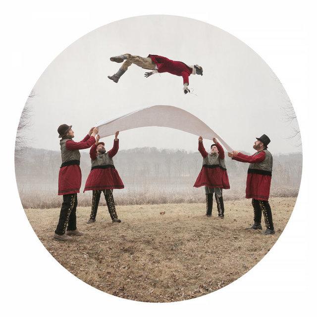 , 'Society of Bears,' 2018, The Schoolhouse Gallery