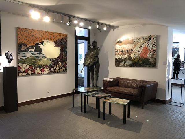 Florence Dussuyer, 'Printemps, 1954', 2017, Galerie Bayart