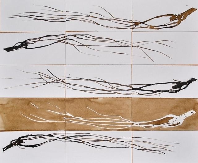 , 'Branch Study,' 2015, Cross Contemporary Art