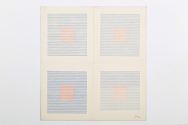 , 'Typecode (Tav. 10),' 1978, Richard Saltoun