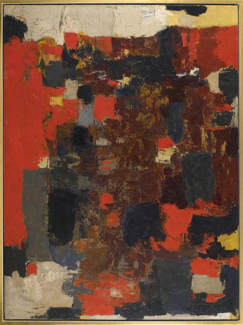 , 'Red,' 1951, Vallarino Fine Art