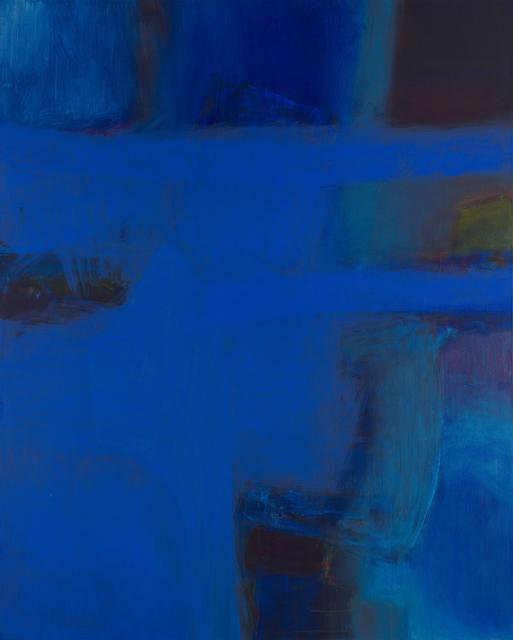 , 'Night Blues,' 2017, Waterhouse & Dodd