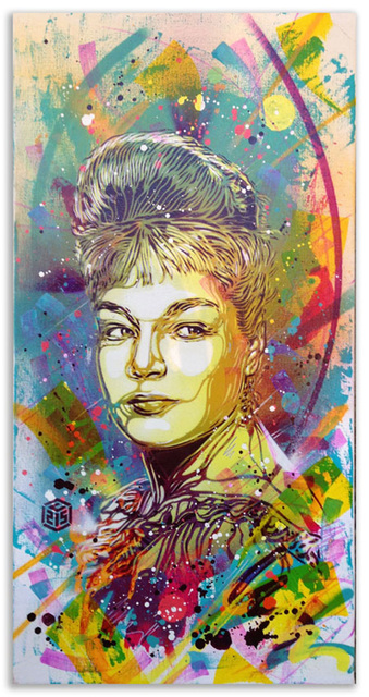 , 'Simone Signoret,' 2014, StolenSpace Gallery