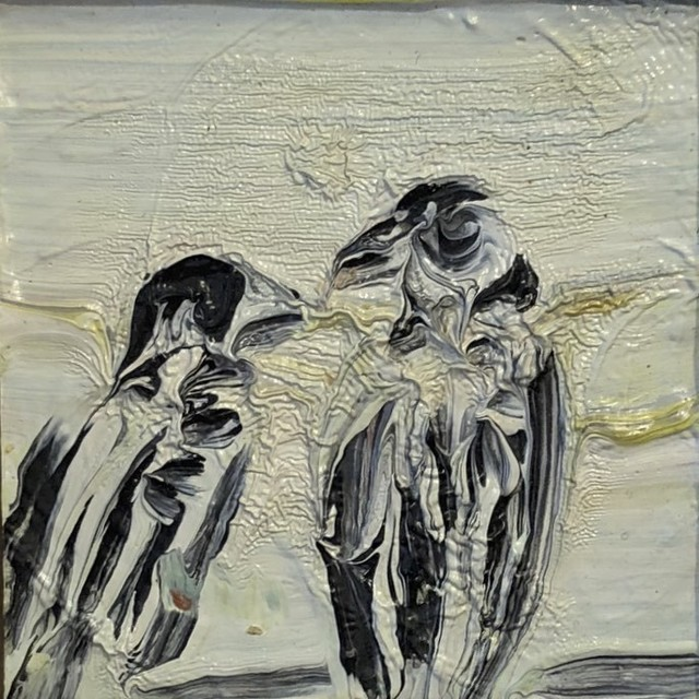 , 'Finches ,' 1998, ZQ Art Gallery