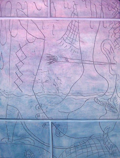 , 'Wall Things,' 2013, Mary Mary