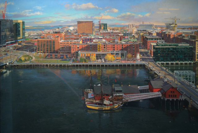 , 'Fort Point,' 2013, Gallery NAGA