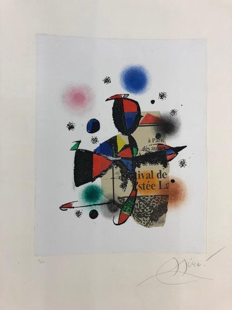 , 'Gaudi XV,' , Artgráfico