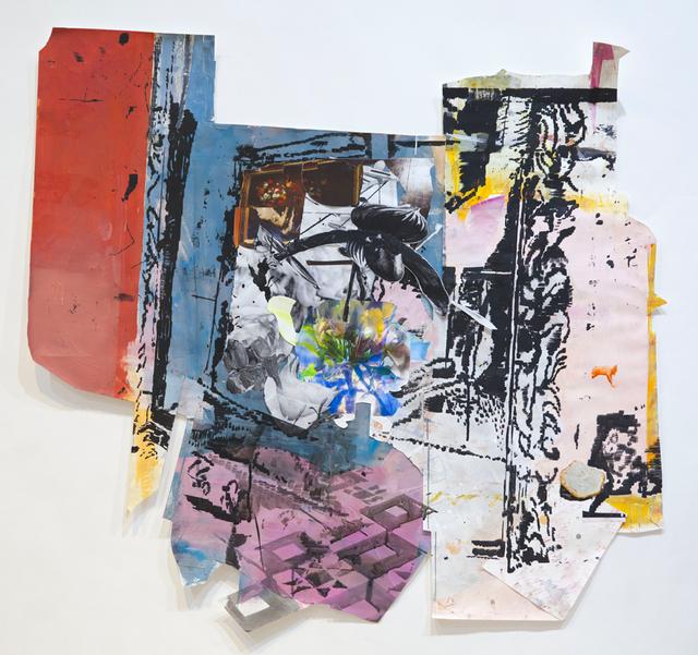 , 'The Gift,' 2017, Galerie Antoine Ertaskiran