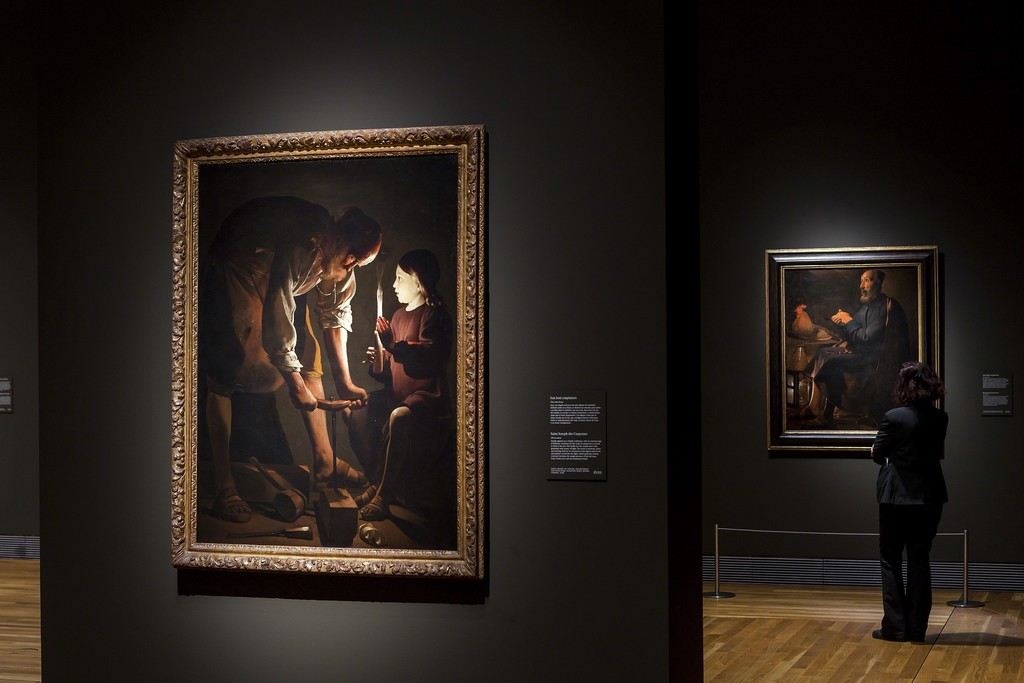 Image of the exhibition galleries. © Museo Nacional del Prado