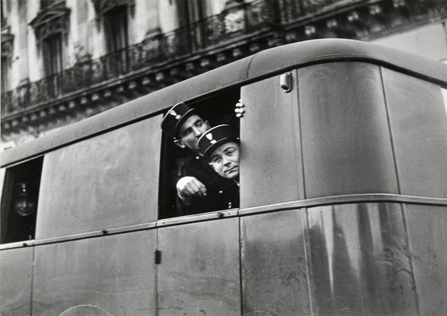 , 'Manif pour la Défense du Ciné,' 1948, Osborne Samuel