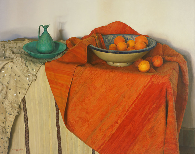 , 'Oranges,' 2002, Hackett Mill