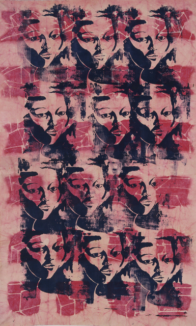 , 'Consecutive Faces,' 1980, Arario Gallery