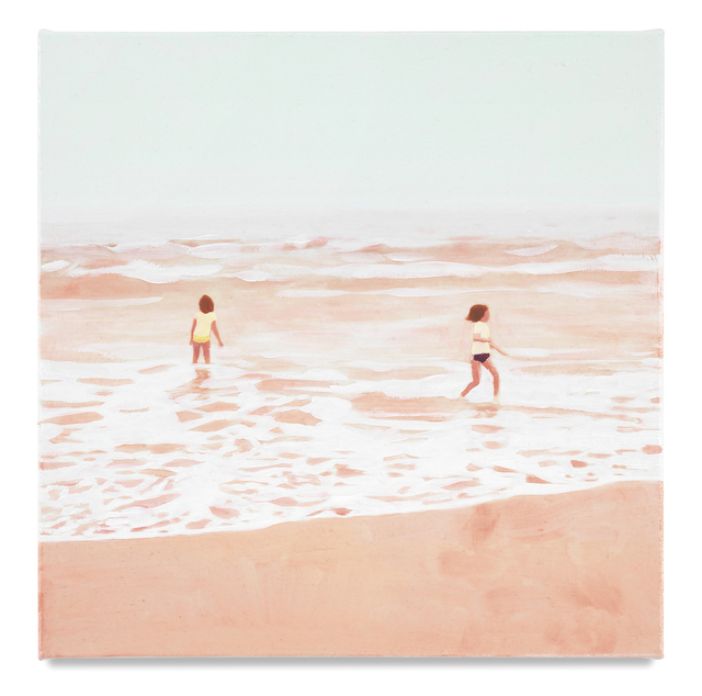 , 'Two Bathers (Pink),' 2017, Ameringer | McEnery | Yohe