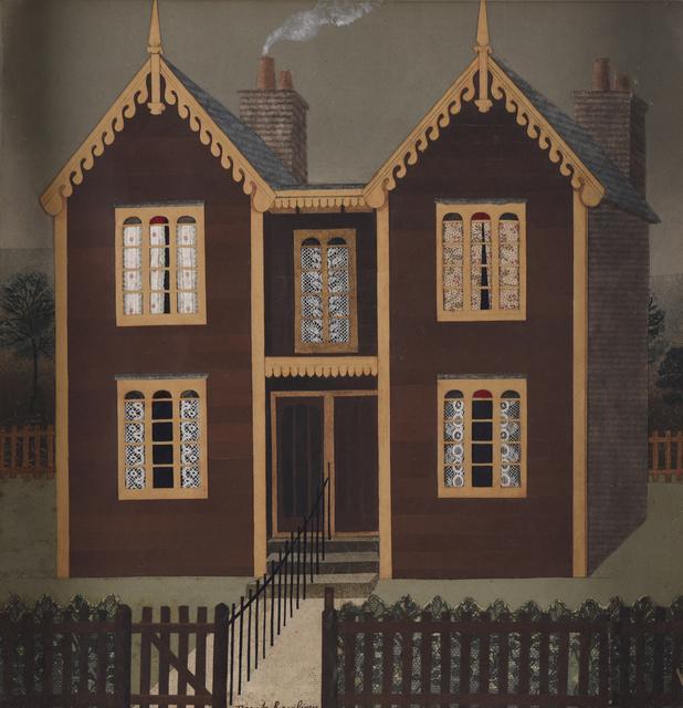, 'Semi-detached Villas,' 1945, Liss Llewellyn