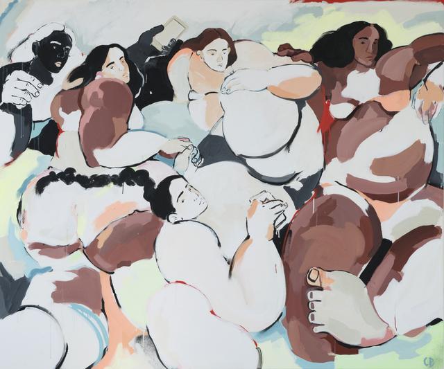 , 'After the Storm,' 2018, Kristin Hjellegjerde Gallery