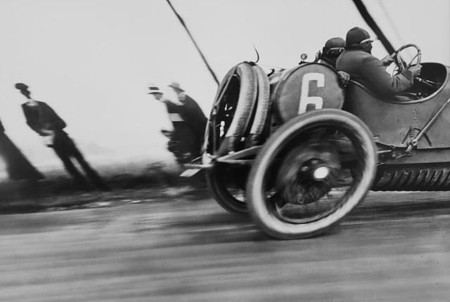 Jacques Henri Lartigue, 'Grand Prix of the A.C.F.-a Delage', 1912, Afterimage Gallery