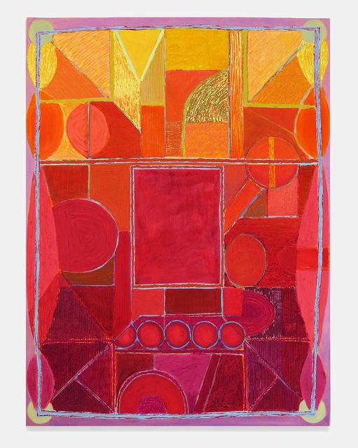 , 'Soft Door,' 2018, Maybaum Gallery