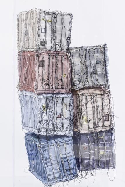 , 'Conteneurs,' 2015, Art Mûr