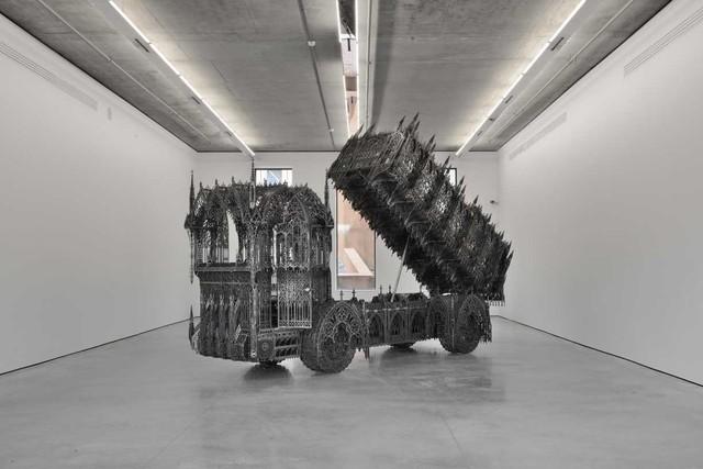 , 'Dump Truck,' 2013, Gary Tatintsian Gallery