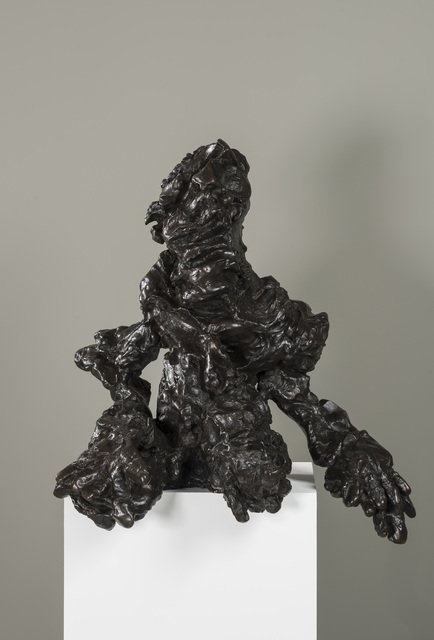 , 'Large Torso,' 1974, Whitechapel Gallery