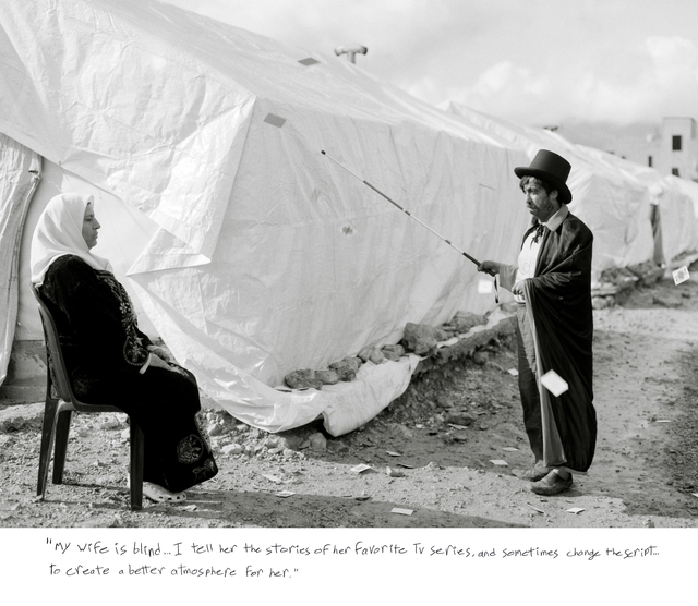 , 'Live, Love, Refugee,' 2015, Catherine Edelman Gallery