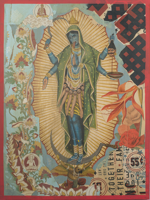 , 'Kali,' 2015, Black Book Gallery