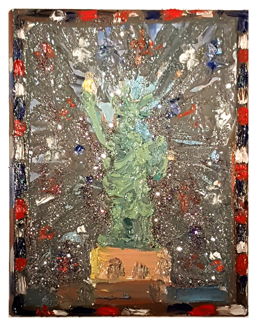 , 'Liberty,' 2016, Edward Thorp Gallery
