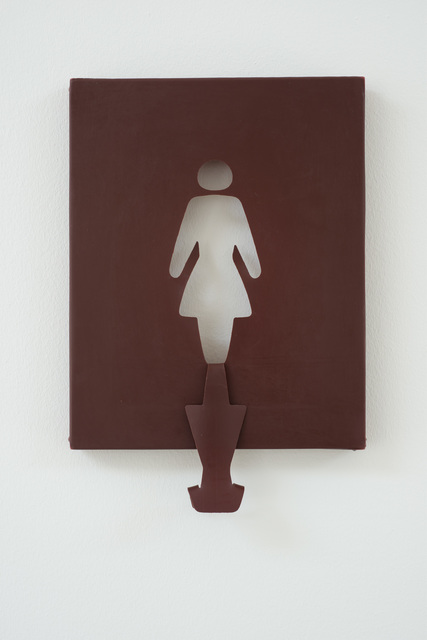 , 'Gender Gap (Double Chocolate),' 2018, Dürst Britt & Mayhew
