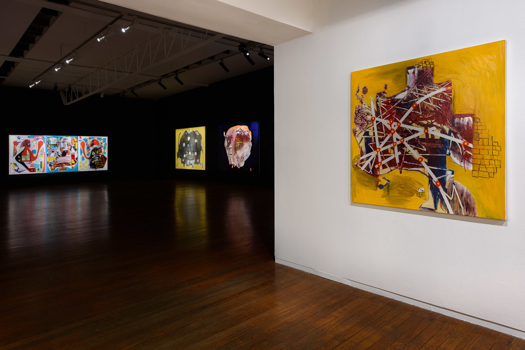 Exhibition view, Gareth Sansom, It's Now or Never, Roslyn Oxley9 Gallery (9 - 31 August 2019). Photo: Luis Power