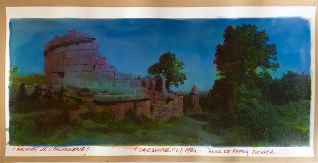 Anne and Patrick Poirier, 'Archives de l'Archéologue (Carsulae 3.7.1984)', 1984, Brigitte March International Contemporary Art