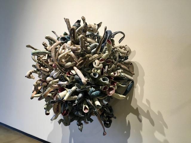 , 'nomos (spore) #1,' 2017, Goodwin Fine Art