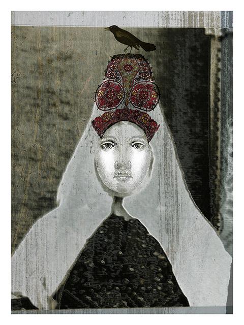 "Eman Haram, '""The Thirteenth Bride""', 2015, Dar Al-Anda Art Gallery"