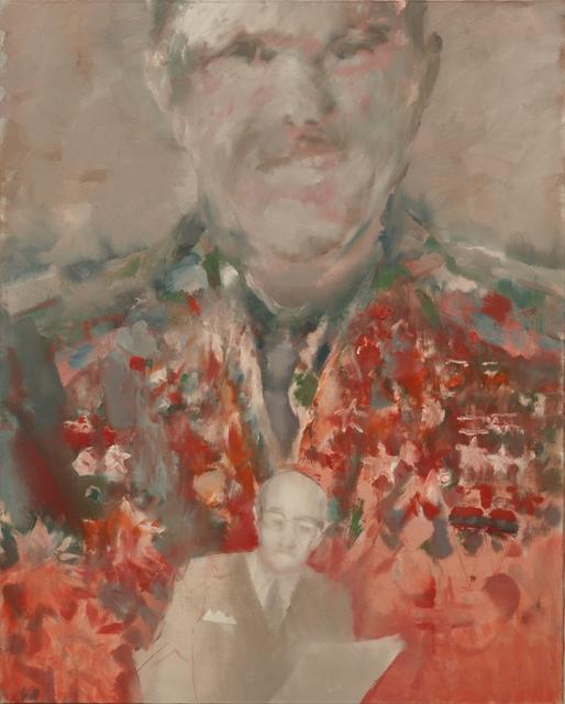 , 'Con cabeza no2,' 2017, Álvaro Alcázar