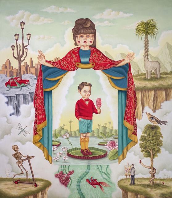 , 'Trifacial Mother,' 2019, Dorothy Circus Gallery