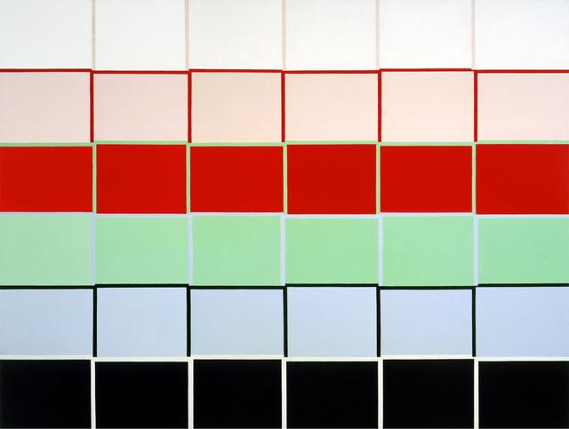 Stephen Westfall, 'Kyoto', 2005, Galerie Gisela Clement