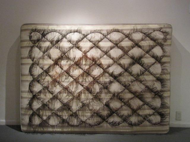 """, '""""Soporte de sueño"""",' 2011, le laboratoire"""