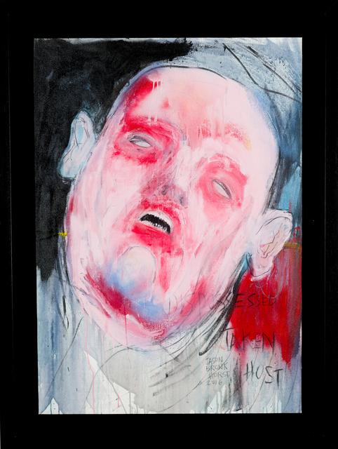 , 'Trumped,' 2017, Kalashnikovv Gallery