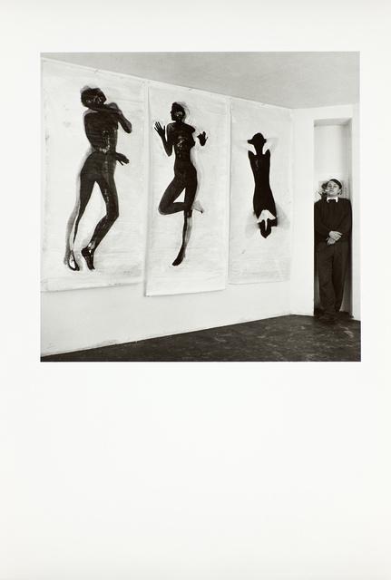 , 'Munich Studio (Self Portrait),' 1964, Von Lintel Gallery