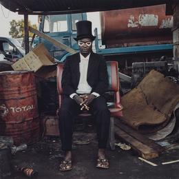Pieter Hugo, 'Emeka Onu, Enugu, Nigeria from Nollywood,' 2008, Phillips: Photographs