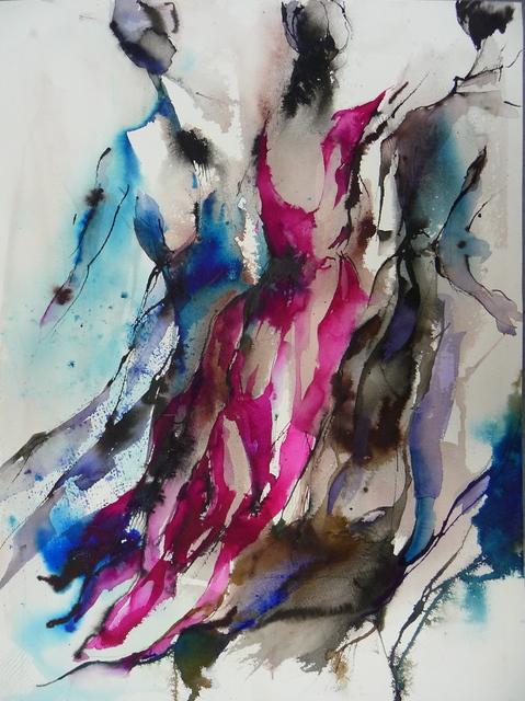 , 'Dancers,' 2014, Gallery 4 West