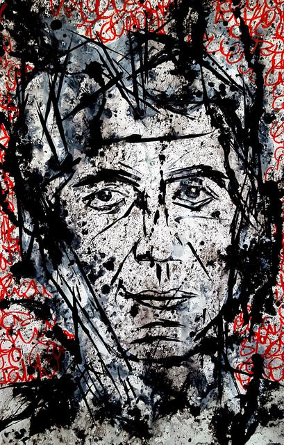 , 'Joaquín Sabina,' 2014, The Directed Art Modern