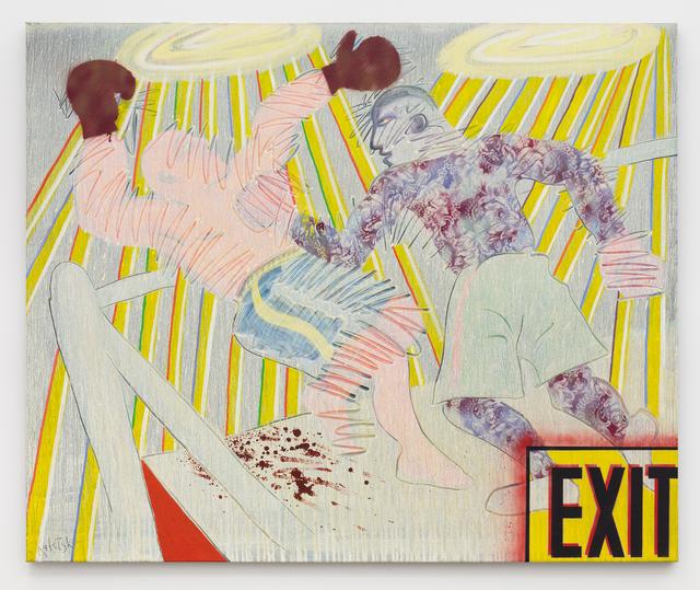 , 'Cornered - No Exit,' 2016-2019, Anna Zorina Gallery