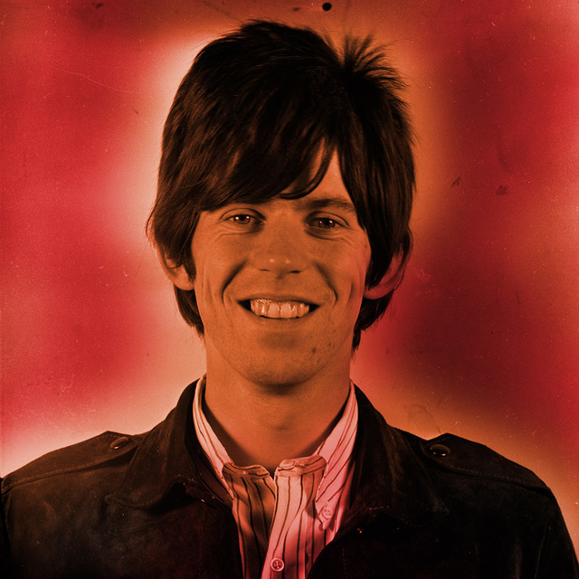 , 'The Rolling Stones: Keith Richards (The Cross),' 1965, Snap Galleries